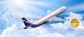 ff01eeaf38ce1 Leťte s profesionálmi, leťte s leteckou spoločnosťou Aeroflot